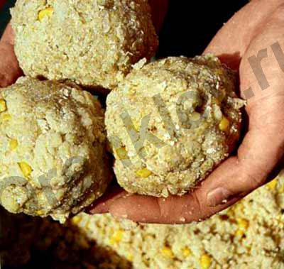 пшеница для прикормки карпа
