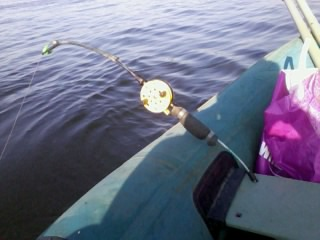 форум ловля леща с лодки