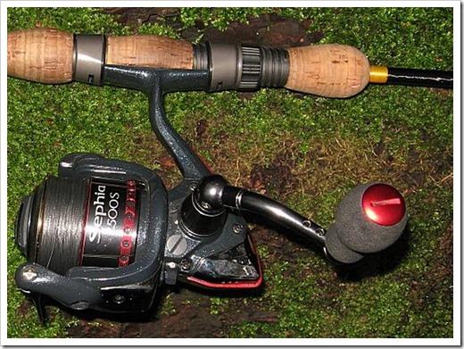 Леска и катушки для ловцов щук