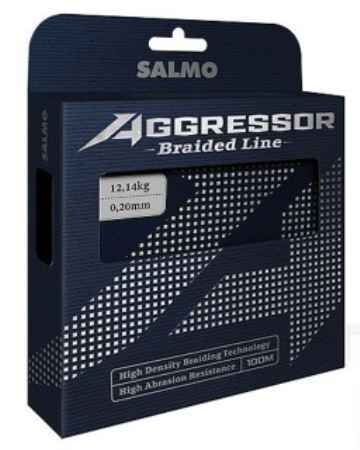 Купить Salmo Aggressor Braid