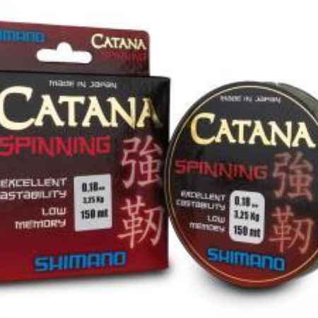 Купить Shimano Catana Spinning 100 mt. 0,18mm