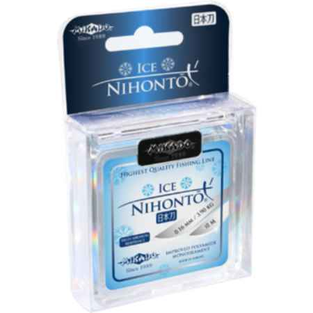 Купить Mikado Nihonto ice 0,12 (30 м) - 2.50 кг.