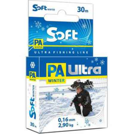 Купить Aqua  PA Ultra soft 30m (0,16mm / 2,9kg)
