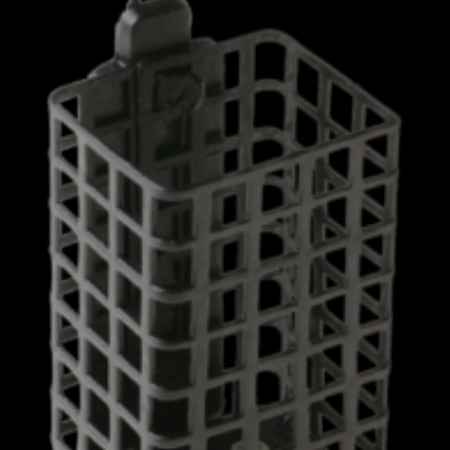 Купить Mikado Кормушка фидерная Mikado 60гр. квадратная с дном