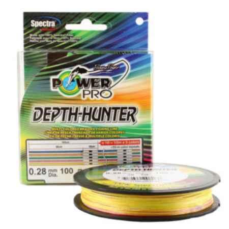 Купить Power Pro Multicolor 100м 0,23mm
