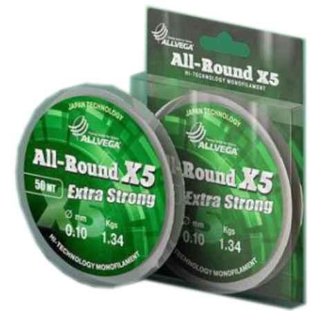 Купить Allvega ALL-ROUND X5 50м 0,14