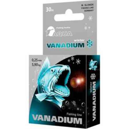 Купить Aqua Vanadium 30m (0,12mm / 1,8kg)