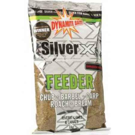Купить Dynamite Baits  Silver X фидер