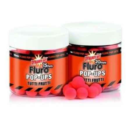 Купить Dynamite Baits  Tutti Frutti Fluro 15 мм