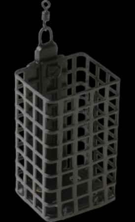 Купить Mikado Кормушка фидерная Mikado 50гр. квадратная с дном