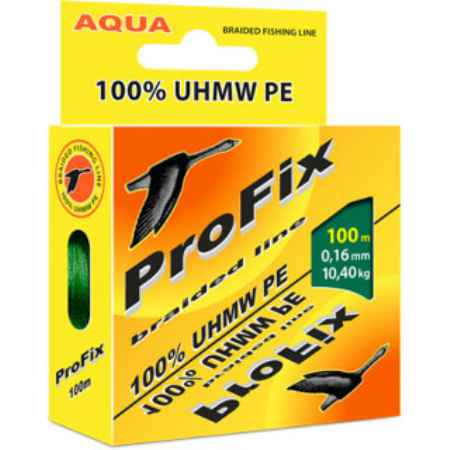 Купить Aqua ProFix Dark Green 100m (0,16mm/10,40kg)