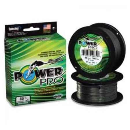 Купить Power Pro Moss Green 275м 0,46 Зелёный