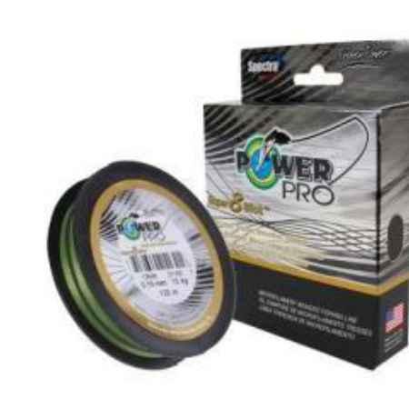 Купить Power Pro S8S 135м 0,19mm Aqua Green