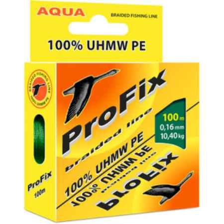 Купить Aqua  ProFix Dark Green 100m (0,18mm/11,20kg)