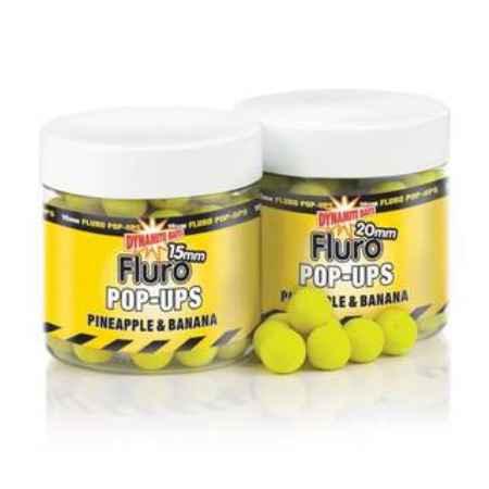 Купить Dynamite Baits  Pineapple & Banana Fluro 20 мм