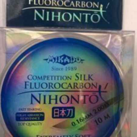 Купить Mikado NIHONTO FLUOROCARBON SILK