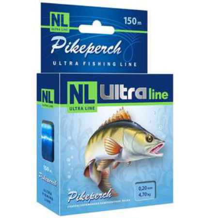Купить Aqua NL Ultra Pikeperch (Судак) 150m (0,40mm / 13,9g)