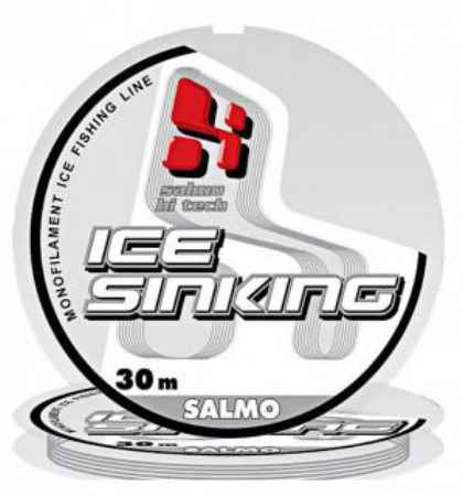 Купить Salmo HI-TECH ICE SINKING 030/0.15
