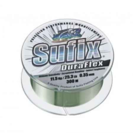 Купить Sufix Duraflex x10 Clear 100м 0.33мм