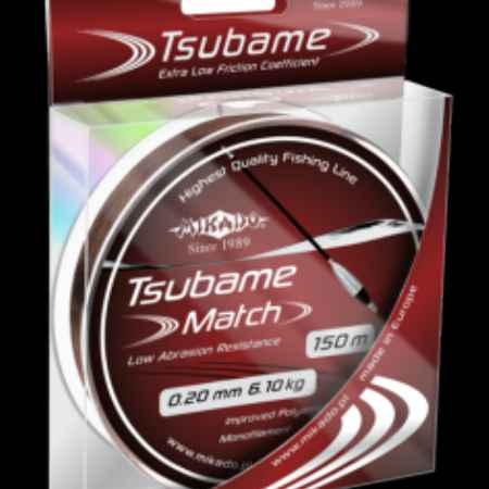 Купить Mikado TSUBAME MATCH 0,16 (150м)