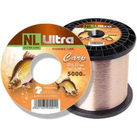 Купить Aqua NL Ultra carp (Карп) 5000m (0,25mm/6,7kg)