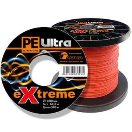 Купить Aqua PE Ultra Extreme Red 500m (1,50mm/104,00kg)
