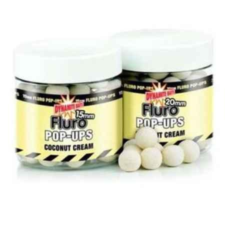 Купить Dynamite Baits  Coconut Cream Fluro 20 мм