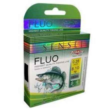Купить Mikado SENSEI FLUO 0,40 (150м)