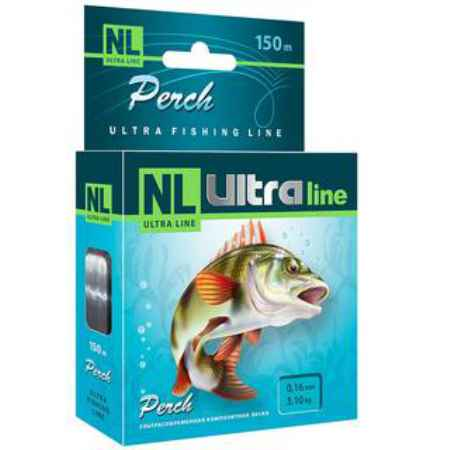 Купить Aqua NL Ultra perch (Окунь) 150m (0,25mm / 6,7kg)