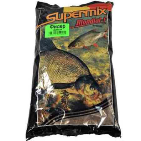 Купить Mondial-F Supermix Feeder Black