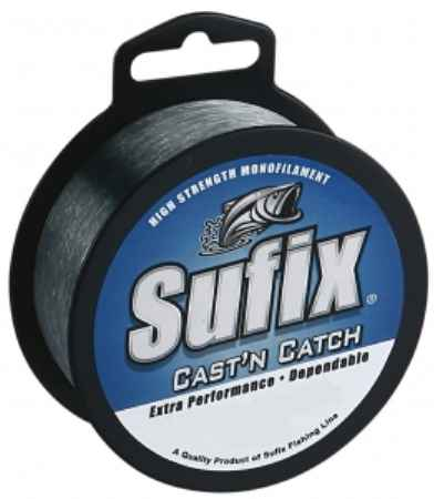 Купить Sufix Cast'n Catch x10 Blue 100м 0.45мм