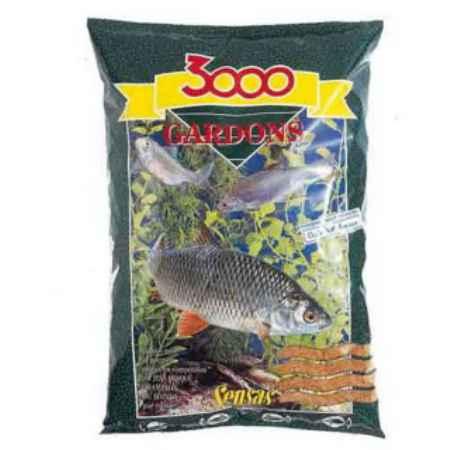 Купить Sensas 3000 Gardon 1кг