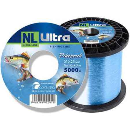 Купить Aqua NL Ultra Pikeperch 5000m (0,35mm / 11,8kg)