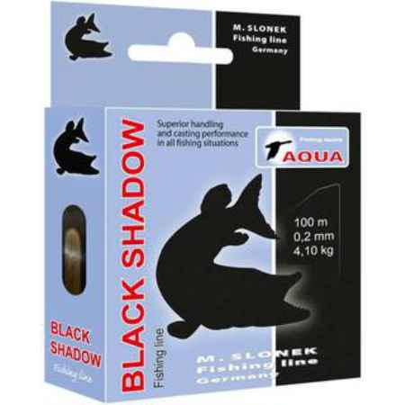 Купить Aqua Black Shadow 100m (0,20mm / 4kg)