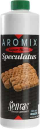 Купить Sensas AROMIX SPECUALATUS BLACK 0,5л