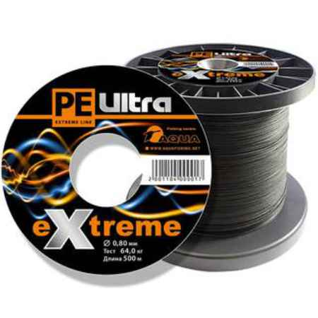 Купить Aqua PE Ultra Extreme Black 500m (1,30mm/90,00kg)