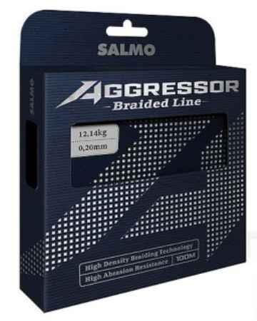 Купить Salmo Aggressor Braid