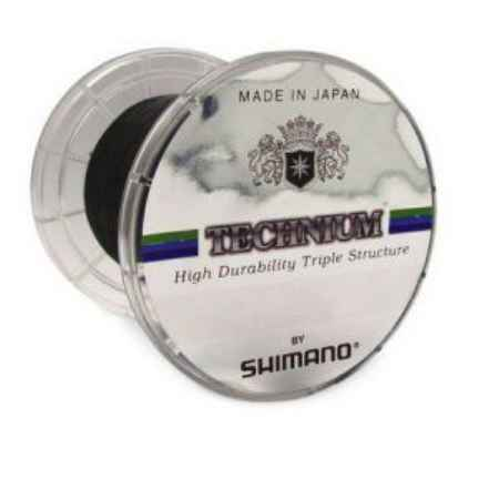 Купить Shimano Technium line 300mt 0,20mm metallic box