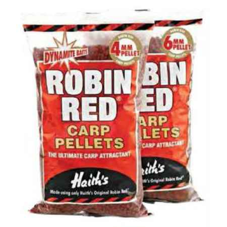 Купить Dynamite Baits  Robin Red 6 мм