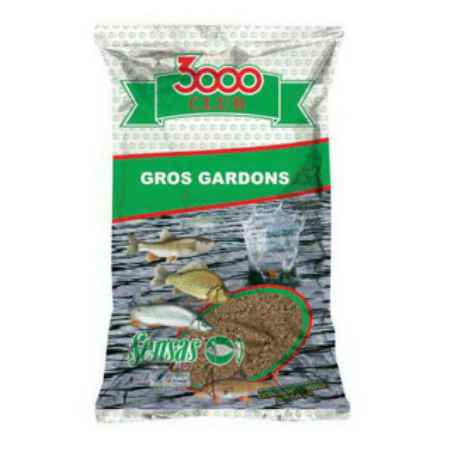 Купить Sensas 3000 Club Gros Gardon 1кг