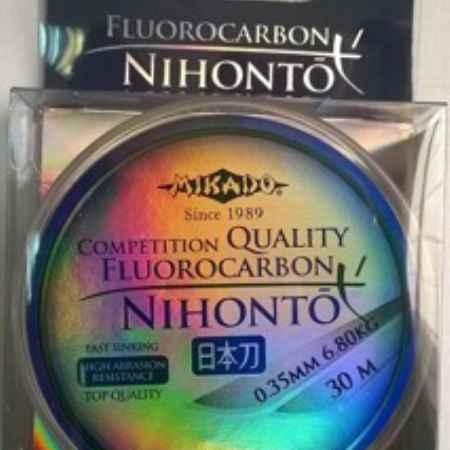 Купить Mikado NIHONTO FLUOROCARBON QUALITY