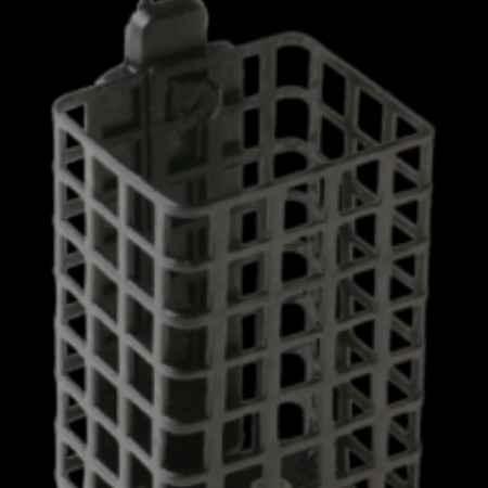 Купить Mikado Кормушка фидерная Mikado 80гр. квадратная с дном