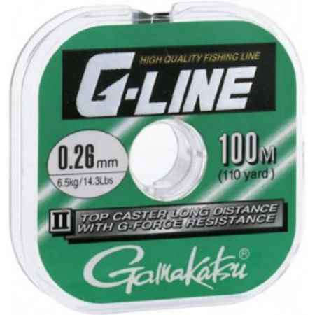 Купить Gamakatsu G-Line TopCaster (0.40mm / 12,72kg)