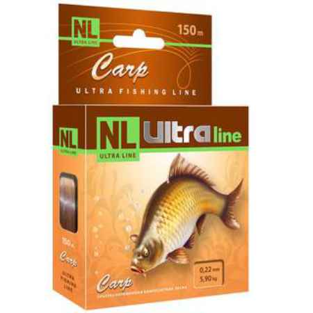 Купить Aqua NL Ultra carp (Карп) 150m (0,28mm / 7,5kg)