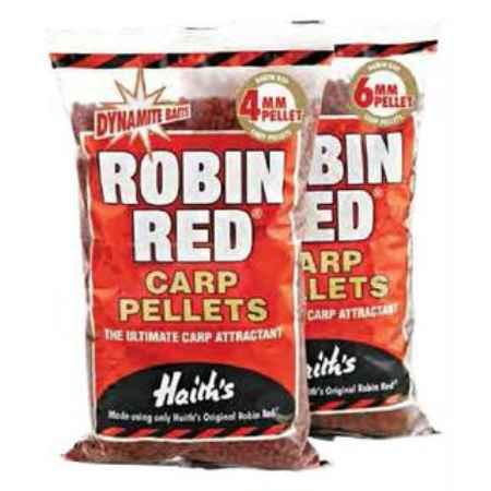 Купить Dynamite Baits  Robin Red 4 мм