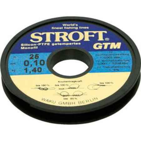 Купить Stroft GTM 25m (0,15mm / 2,6kg)