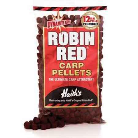 Купить Dynamite Baits  Robin Red 8 мм просверленный