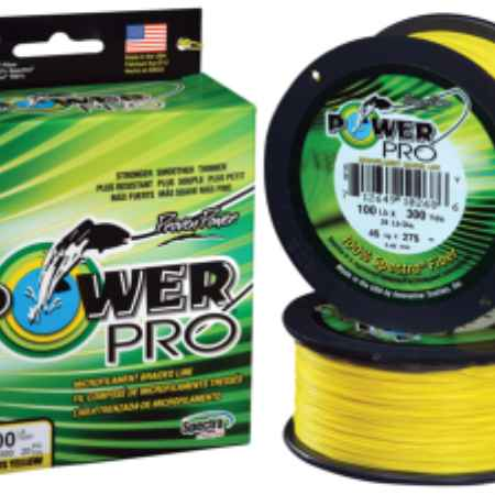 Купить Power Pro 135м Hi-Vis Yellow