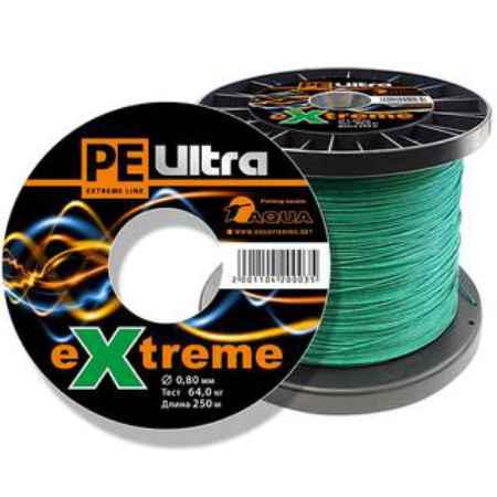 Купить Aqua PE Ultra Extreme Green 250m