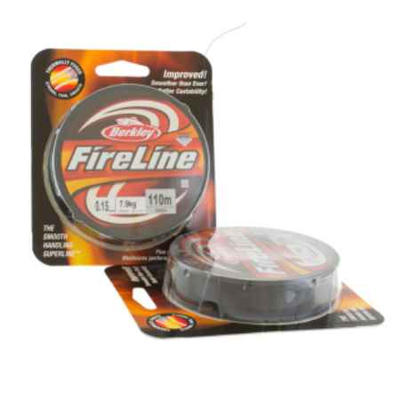 Купить Berkley FireLine Smoke 0,15мм, 7,9кг, 110м 1308656